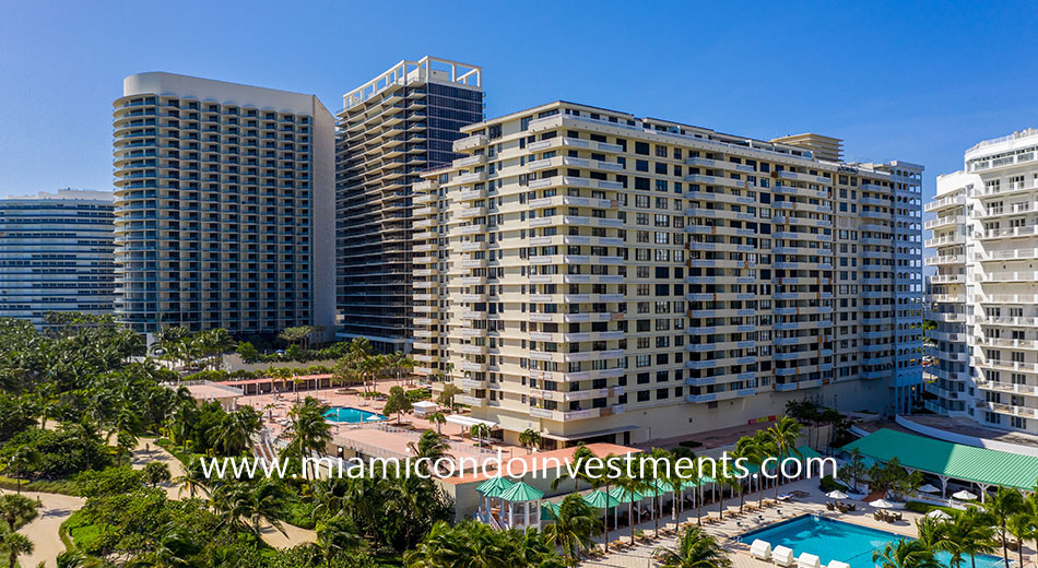 Balmoral apartments in Bal Harbour Florida
