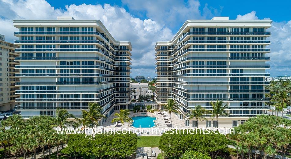 SoliMar condos in Surfside Florida