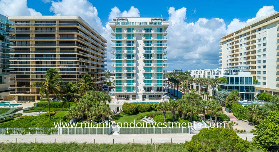 Spiaggia at 9499 Collins Ave