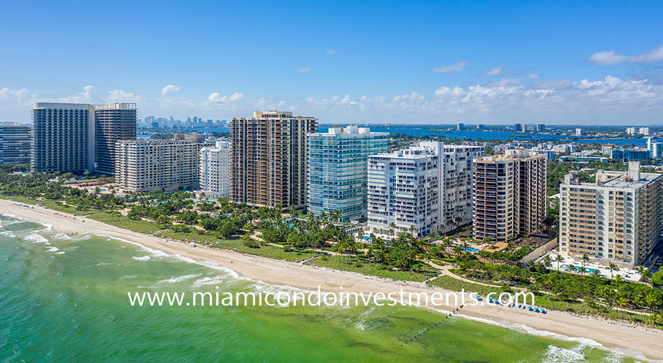 The Palace at Bal Harbour condos