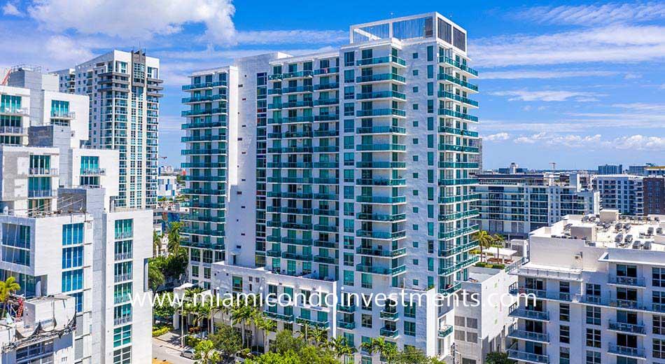 Gallery Art condominium in Miami, FL