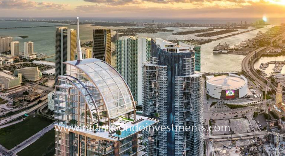 Legacy Residences at Miami Worldcenter