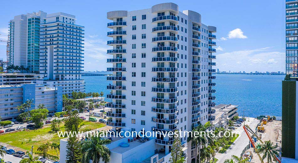 water views from 23 Biscayne Bay