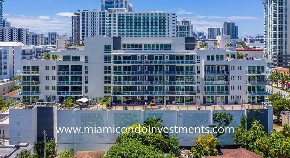 26 Edgewater Miami condos