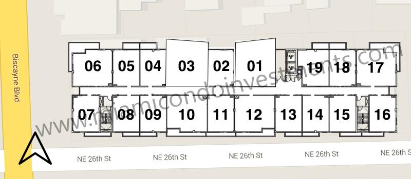26 Edgewater site plan