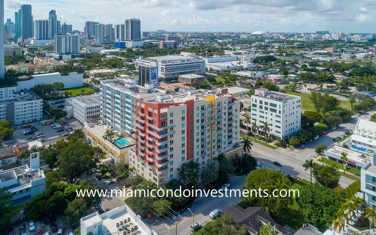 Uptown Lofts in Edgewater Miami