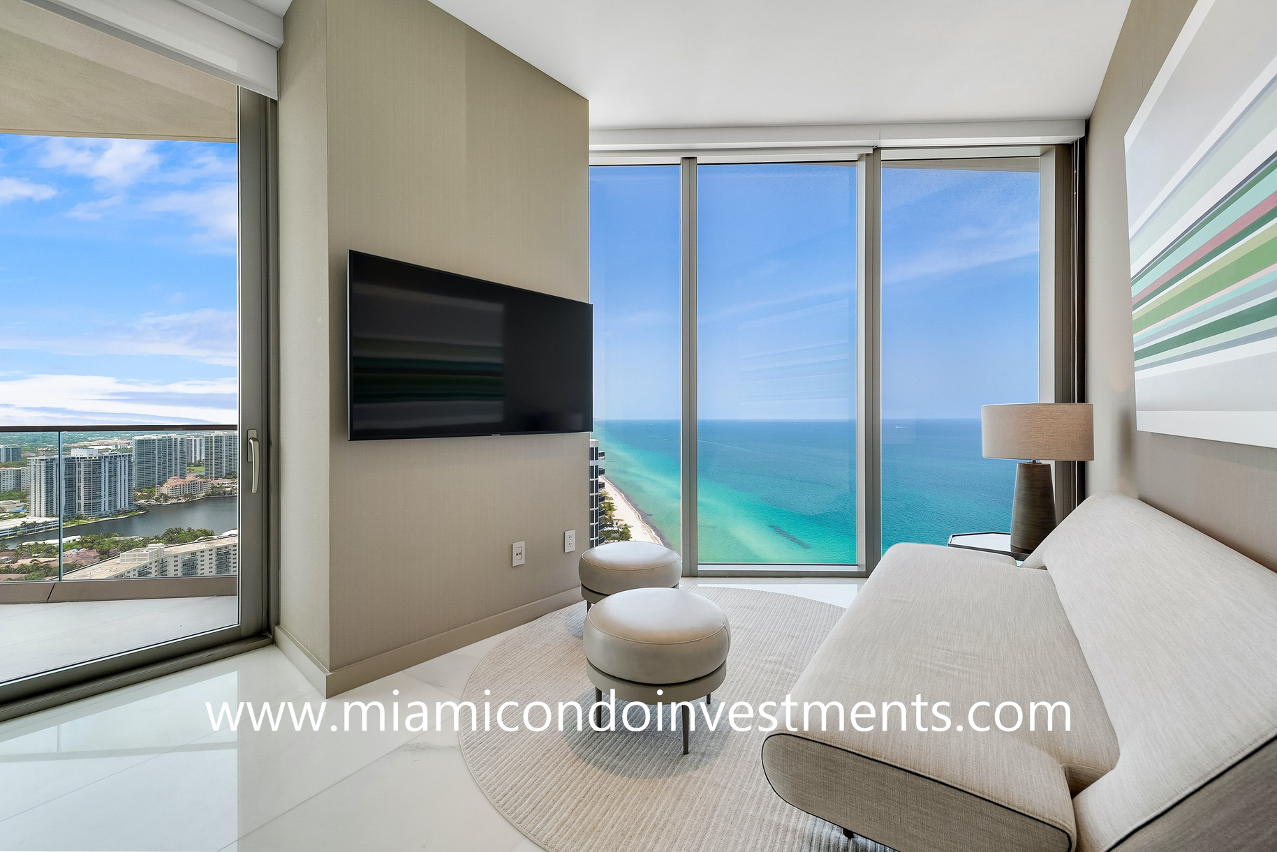 fourth bedroom - Armani Casa Residences
