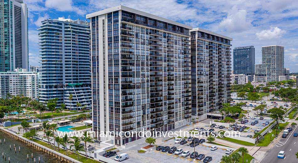 Charter Club condominium 600 NE 36 St