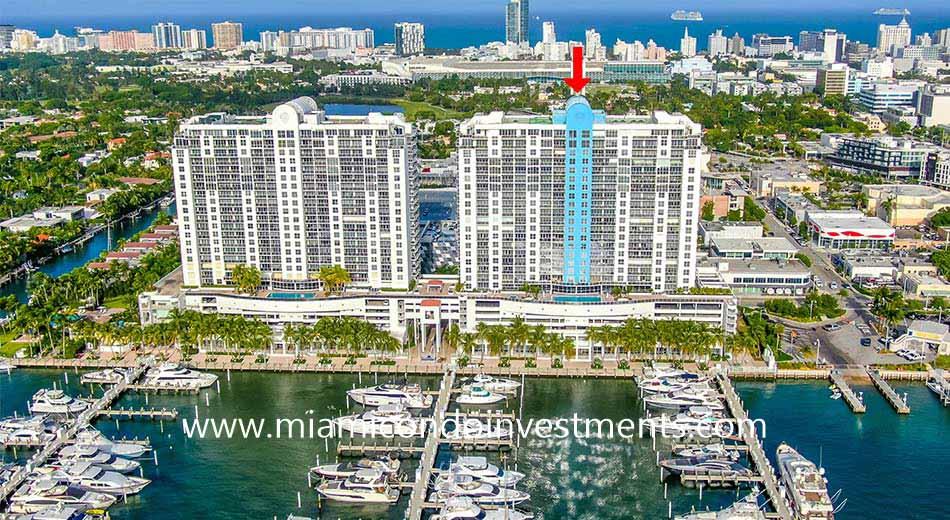 Sunset Harbour South condominium