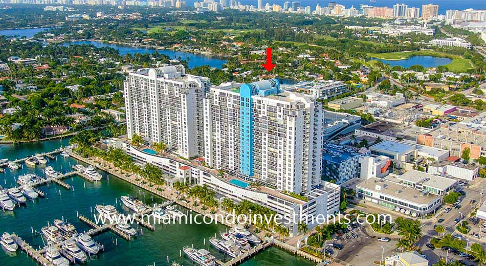 Sunset Harbour South condos for sale