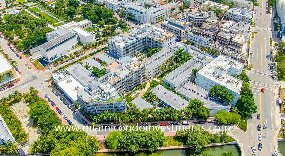 ArteCity aerial photo