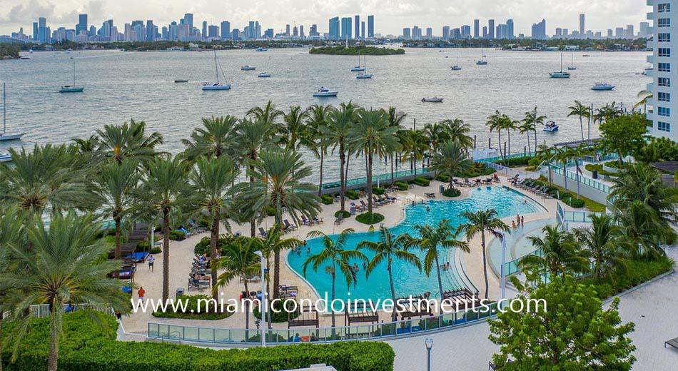 views from Flamingo South Beach