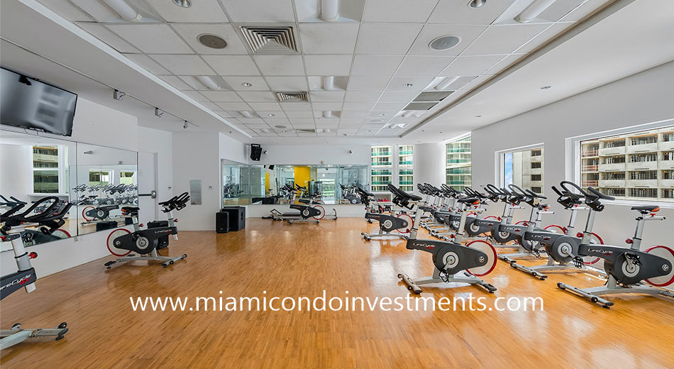 spin classes at Flamingo South Beach