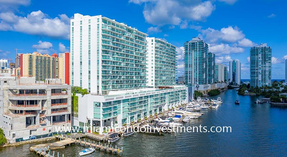 400 Sunny Isles apartments