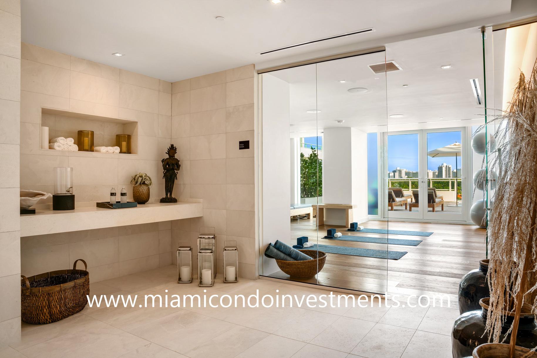 Ritz-Carlton Residences Miami Beach spa