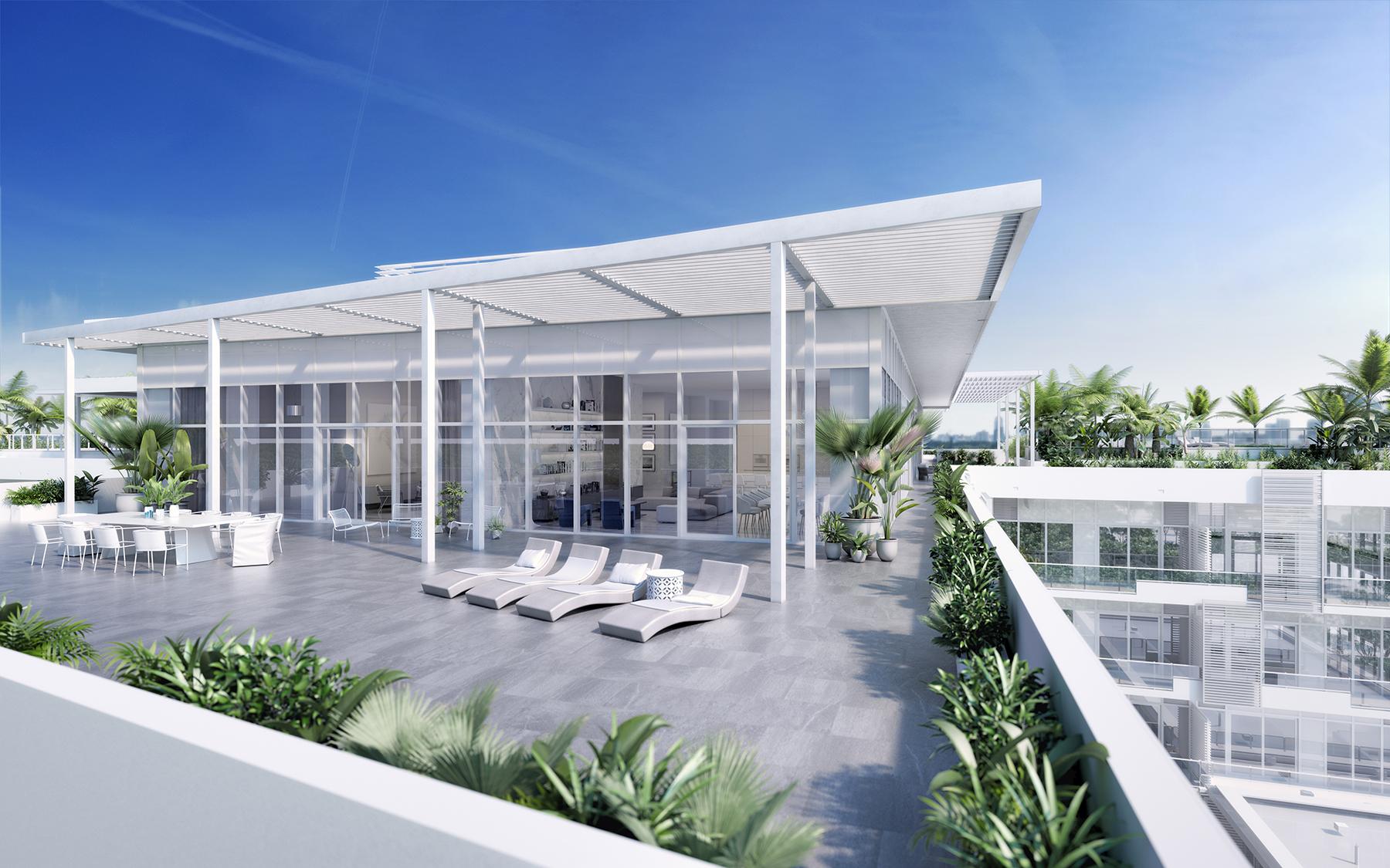 penthouse 12 at The Ritz-Carlton Residences Miami Beach