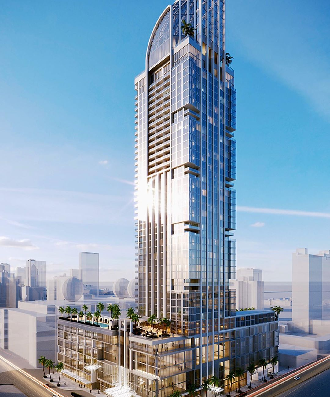 Groundbreaking of the Legacy Hotel and Residences Miami is set to break ground this year 2021.