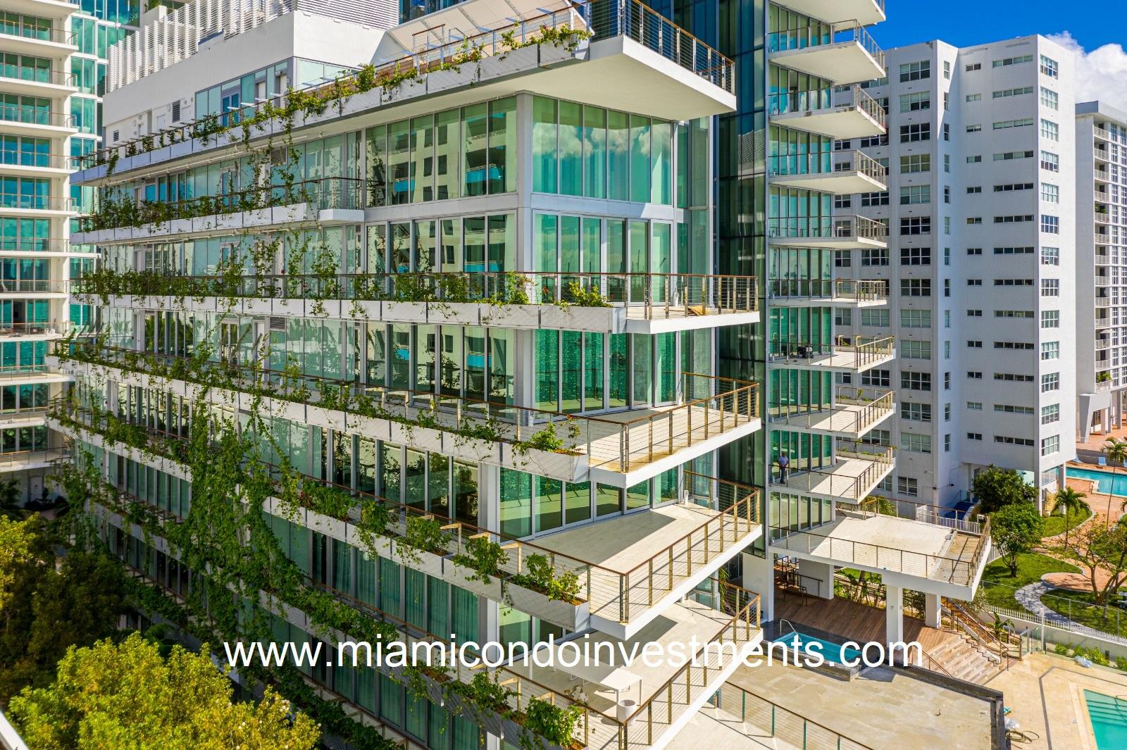 Monad Terrace Balcony Views