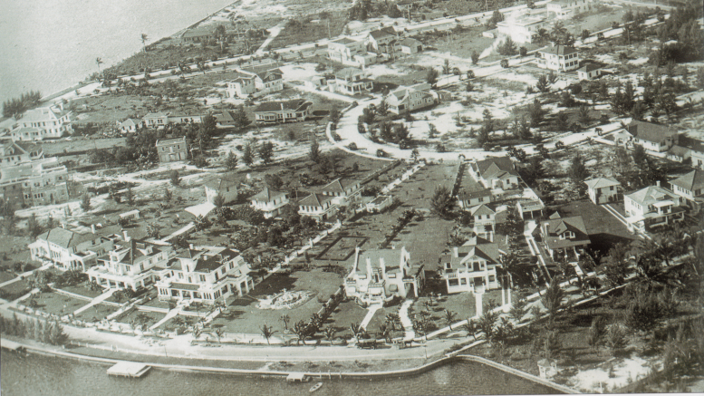 A 1920's Point View of Millionaire Row