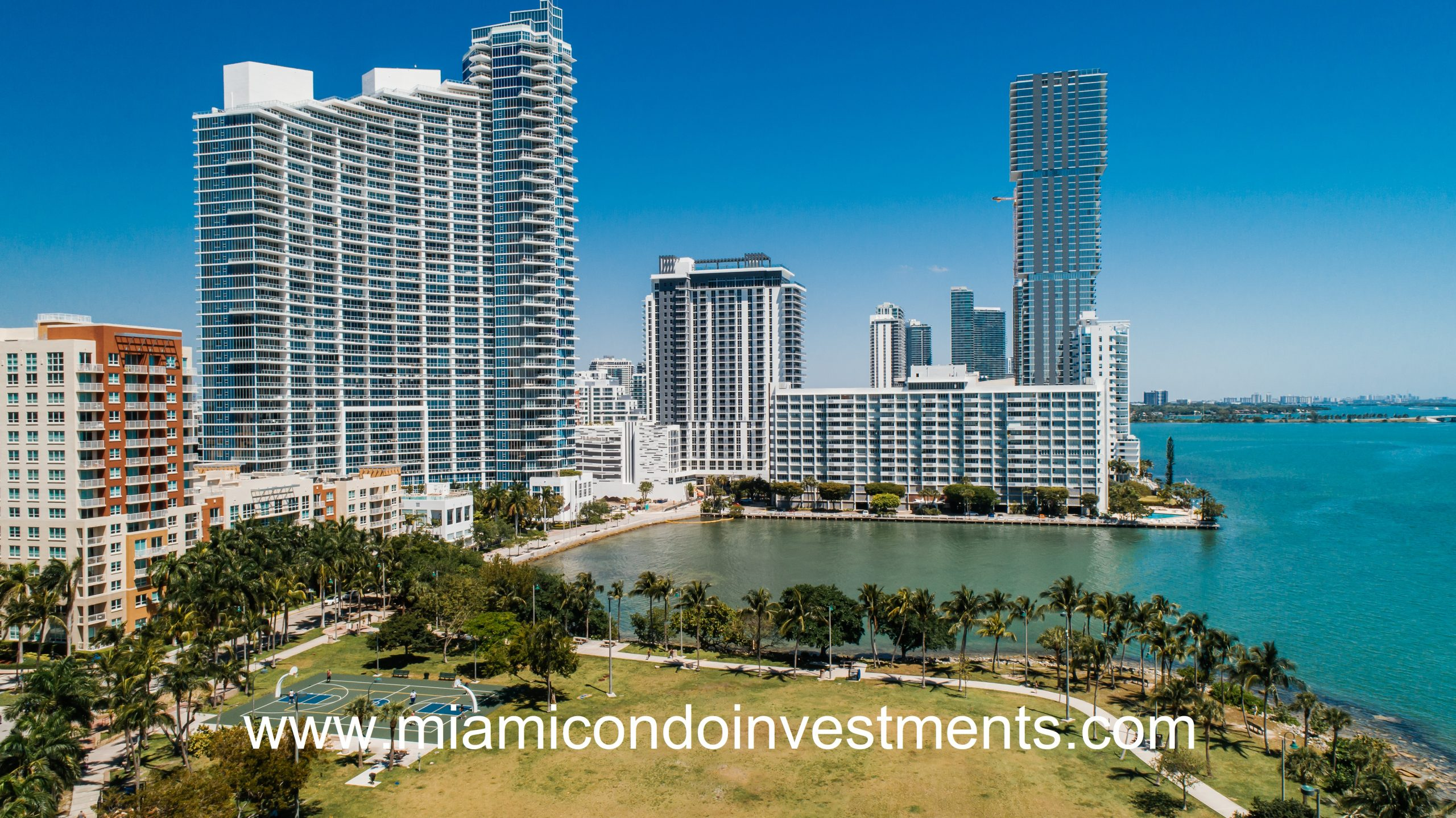 Modera Biscayne Bay Preleasing in May 2021