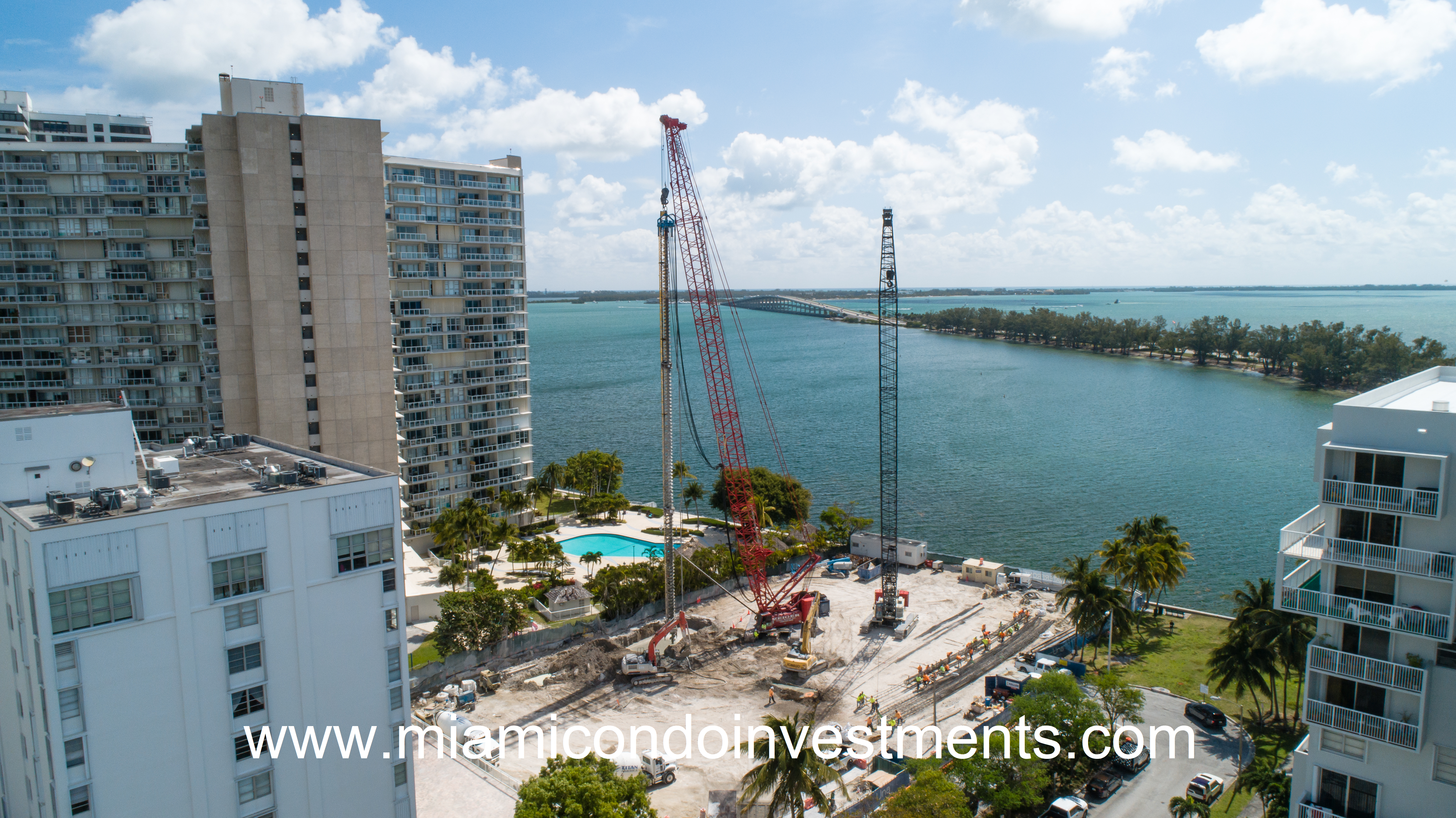 UNA Residences Miami Construction Overview