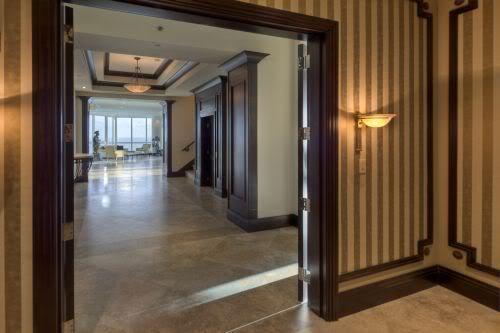 Continuum South Beach Penthouse Foyer