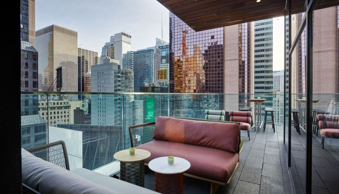 CloudM Rooftop Bar and Lounge Opening in Miami
