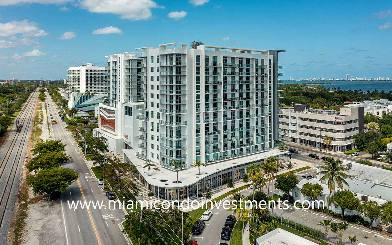 Quadro Residences in the Miami Design District