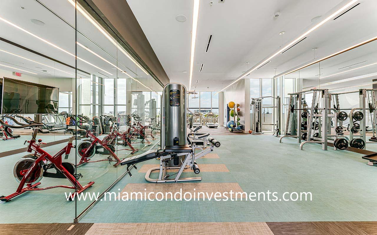 Quadro fitness center