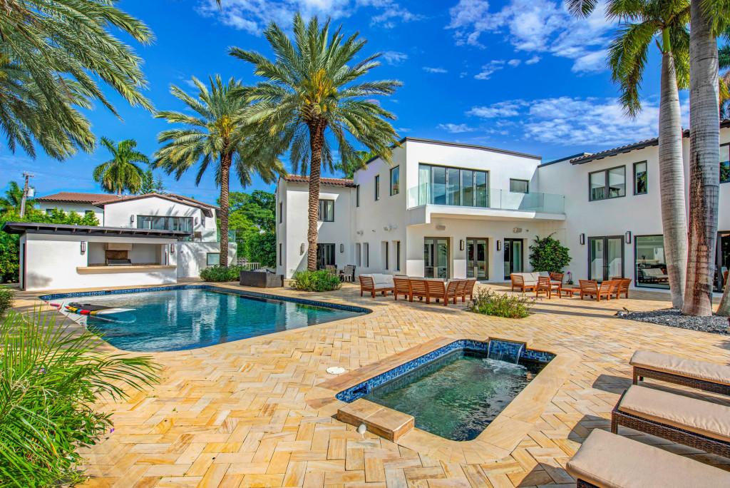 Jennifer Lopez and Ben Affleck's Miami Beach Rental