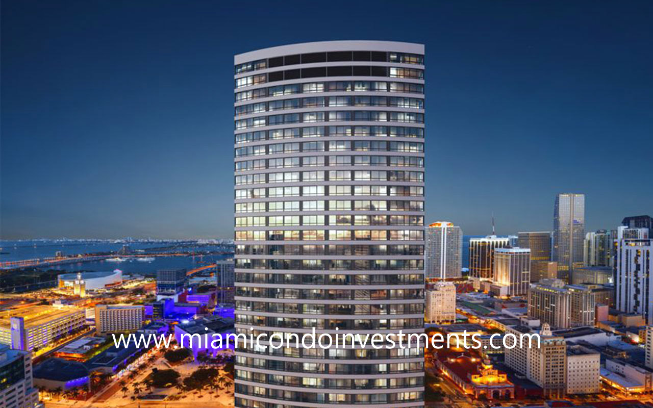 District 225 condos in Downtown Miami