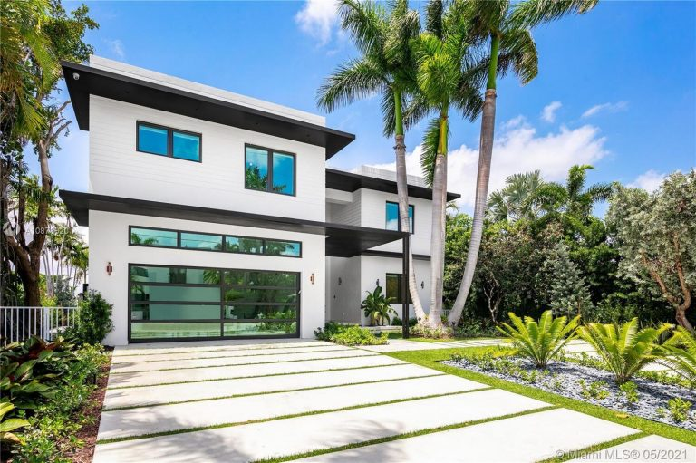 Anheuser Busch Executive Pays Record Price for Waterfront Home in Bay Harbor Islands