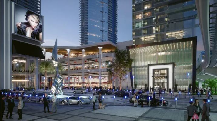 Miami Worldcenter Jewel Box