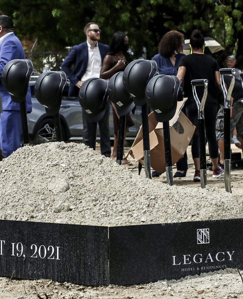 Groundbreaking for Legacy Hotel and Residences Miami