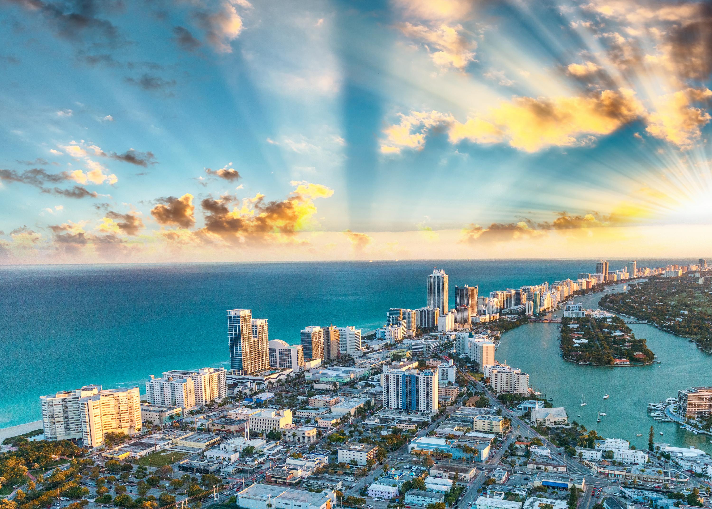 2021 Best Beaches in America-Miami Beach