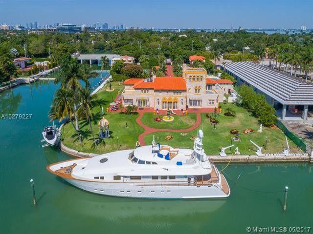 5011 Pine Tree Drive in Miami Beach