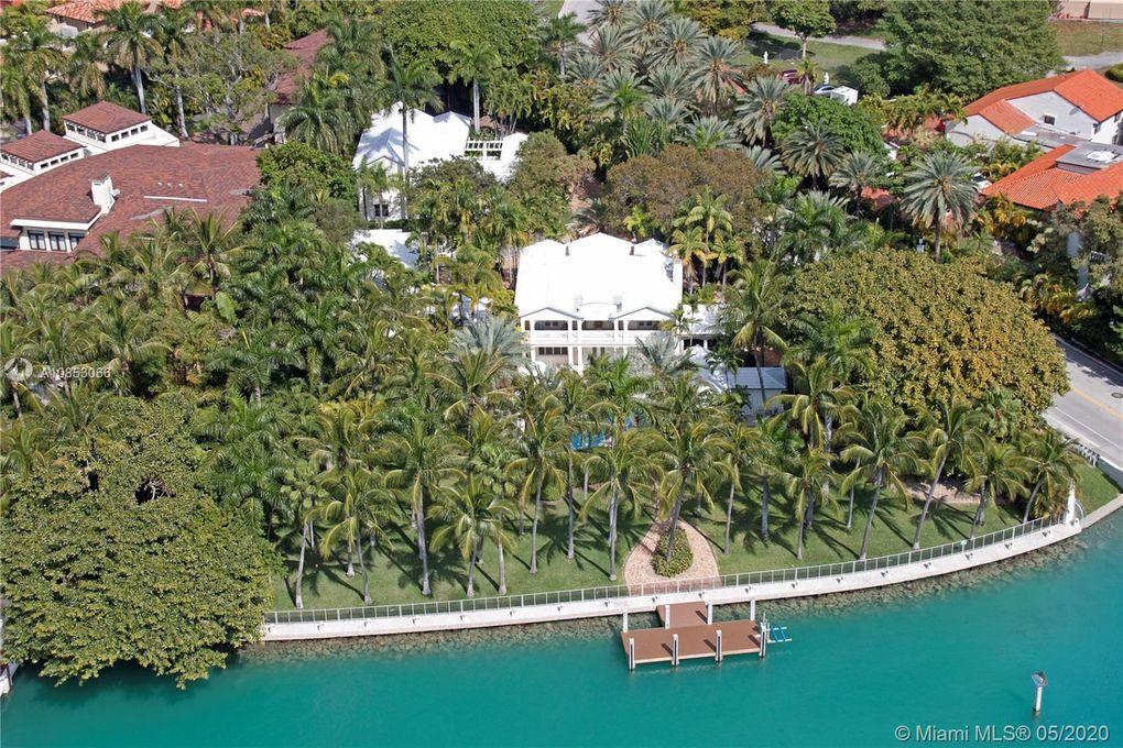Star Island in Miami