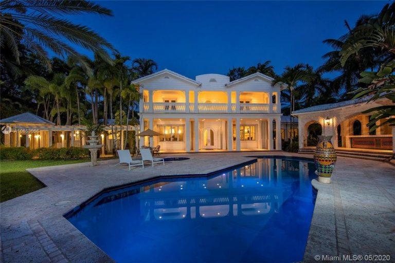 Gloria Estefan Sold Star Island Mansion for $35 Million