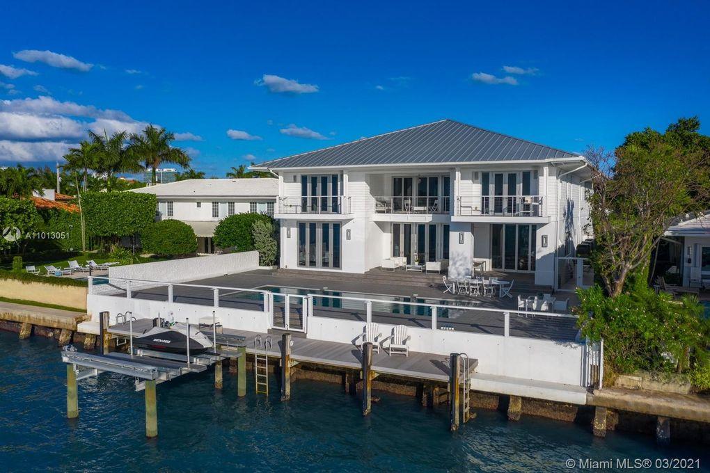 Bay Harbor Islands Mansion