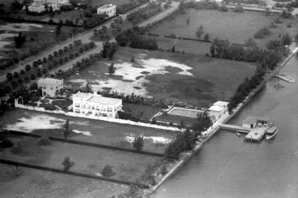 The Original 93 Palm Avenue Site