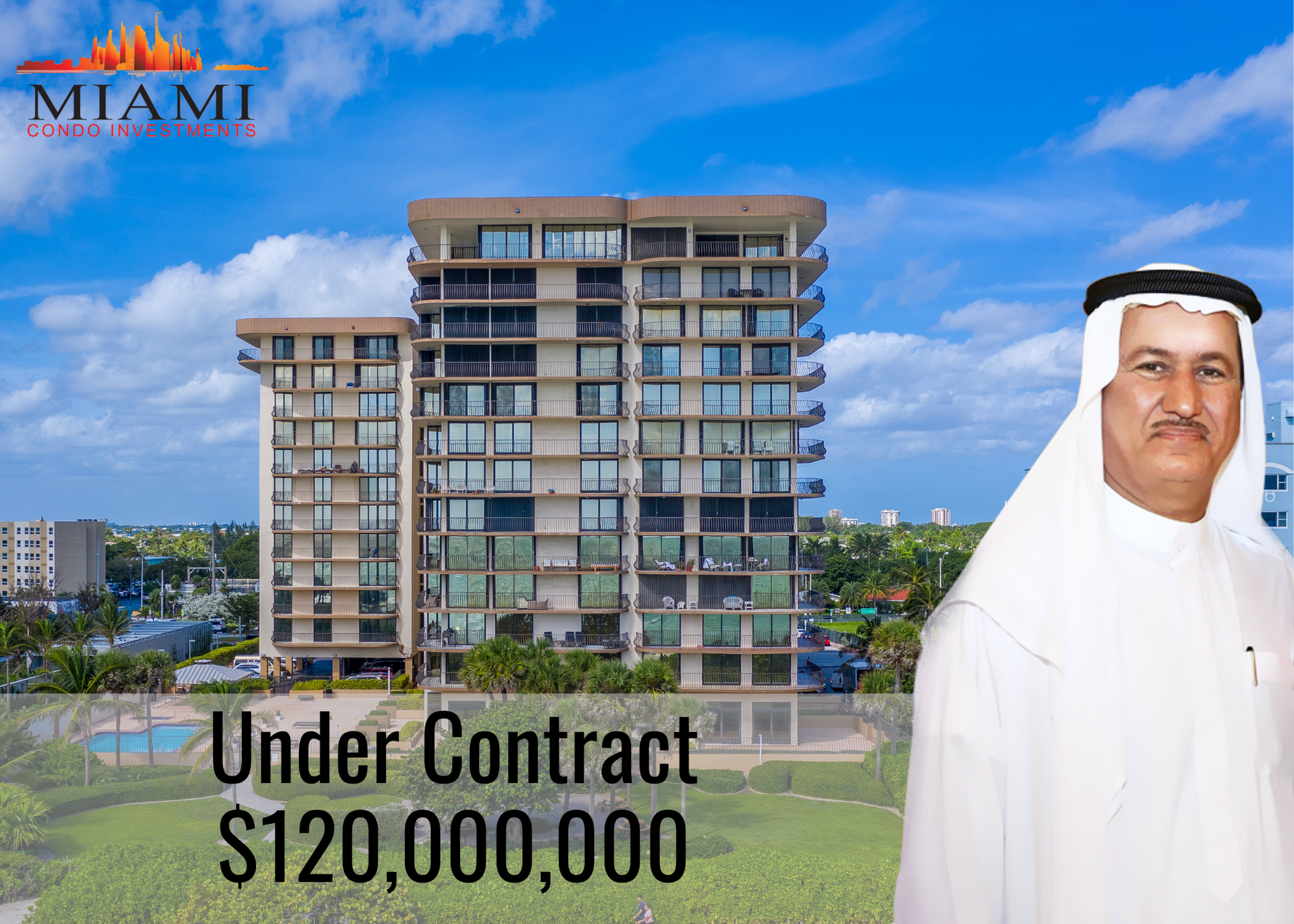 Champlain Towers South Under Contract
